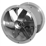In-Line Axial Fans