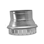 Conical Bellmouths for Duct Board