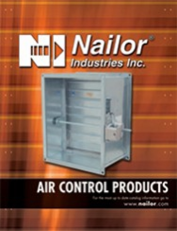 Nailor Air Control Catalog