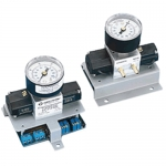 Tristate to Pneumatic Transducer